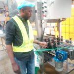 Dufil Oil Bottle Conveyor Repairs
