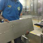FAN Milk Conveyor Belt Supply / Installation