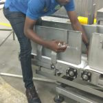 FAN Milk Belt Conveyor Repairs