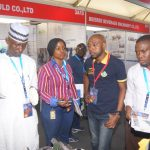 Propak 2019. Attending To Visitors